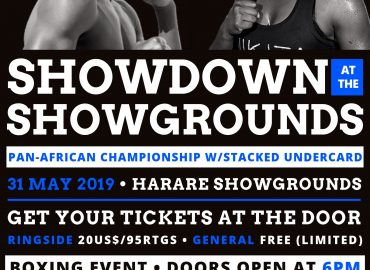 VIP to broadcast live African show