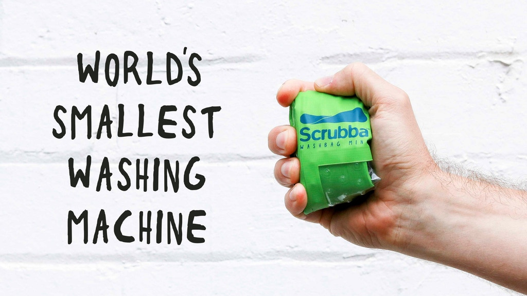 A washing machine in your pocket