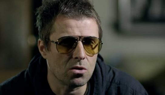 Liam Gallagher advocates acupuncture