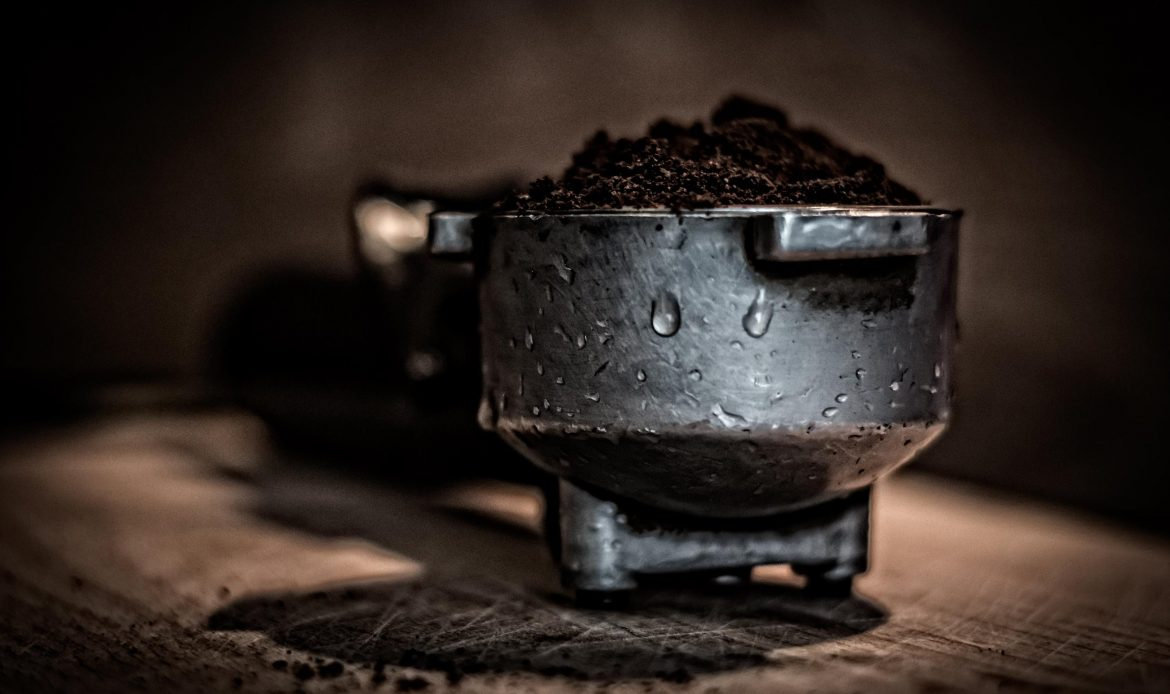 5 things you didn't know coffee grounds were good for…