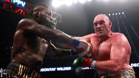 Fury regains version of heavyweight world title