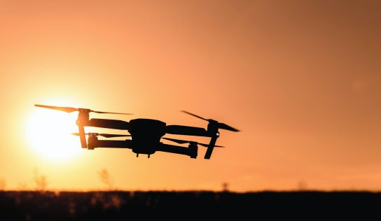 Drones delivering doses